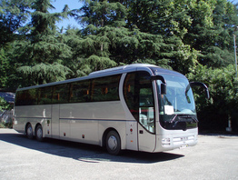 Автобус MAN R08 Lion`s Coach