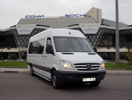 Mercedes Sprinter (Luxe)