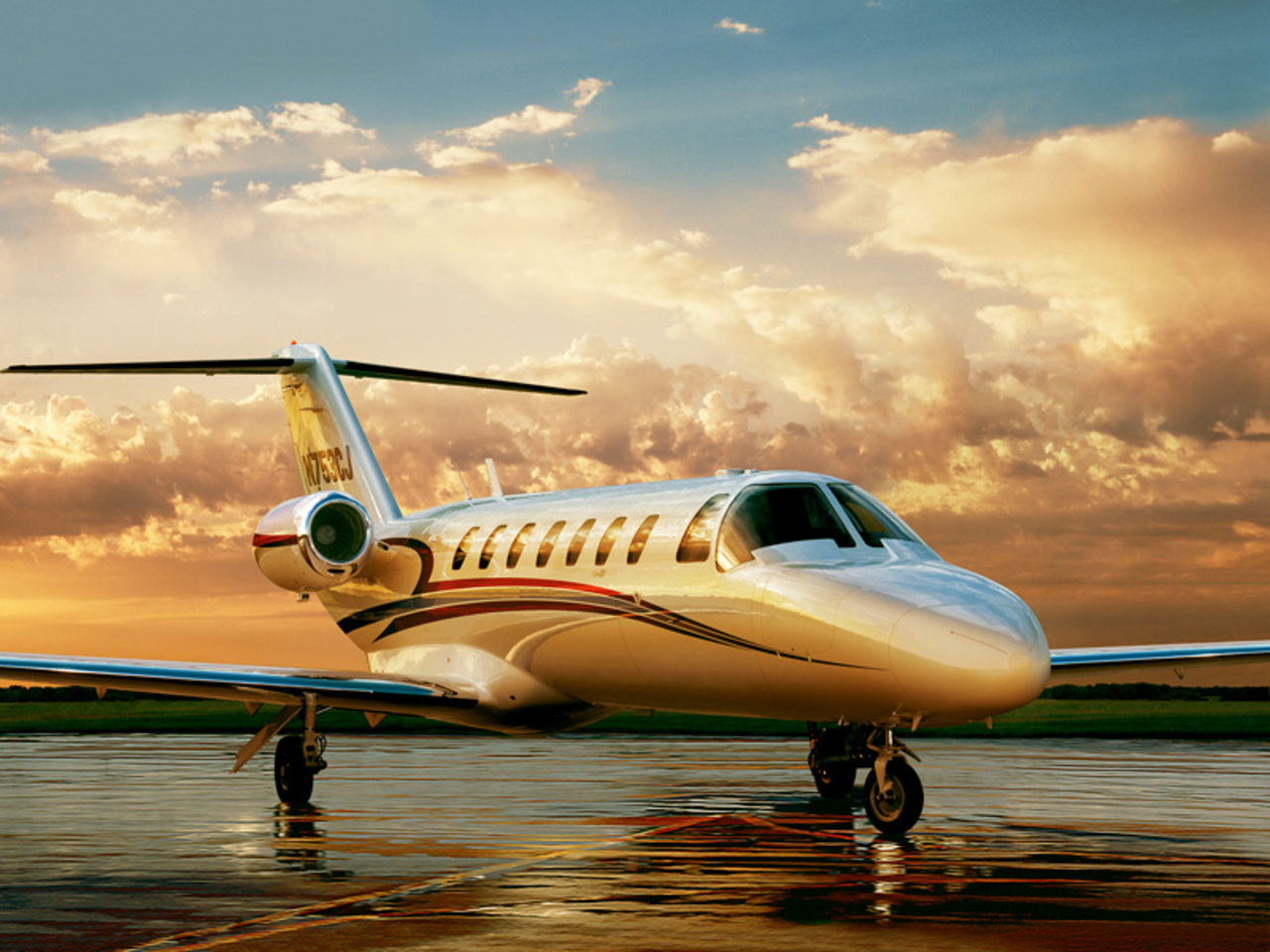 Cessna Citation Jet 1 / 2 / 3