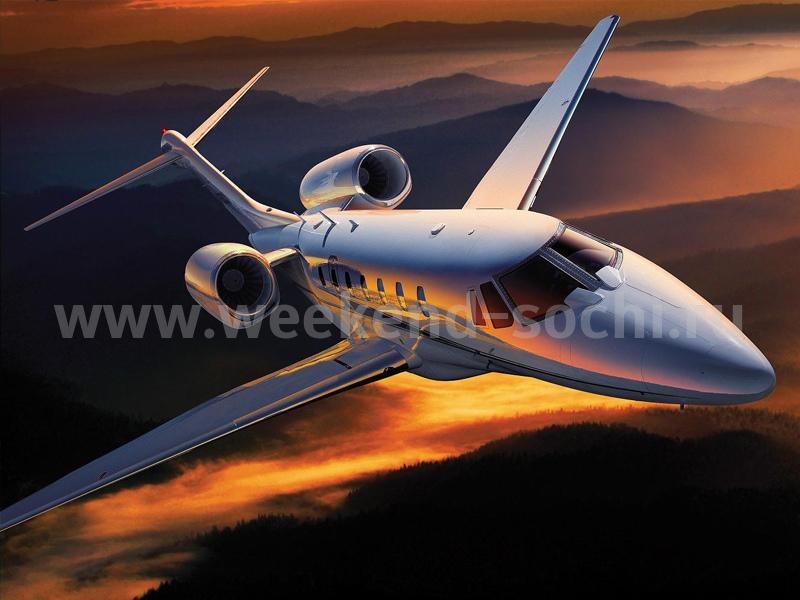 бизнес-авиация в России