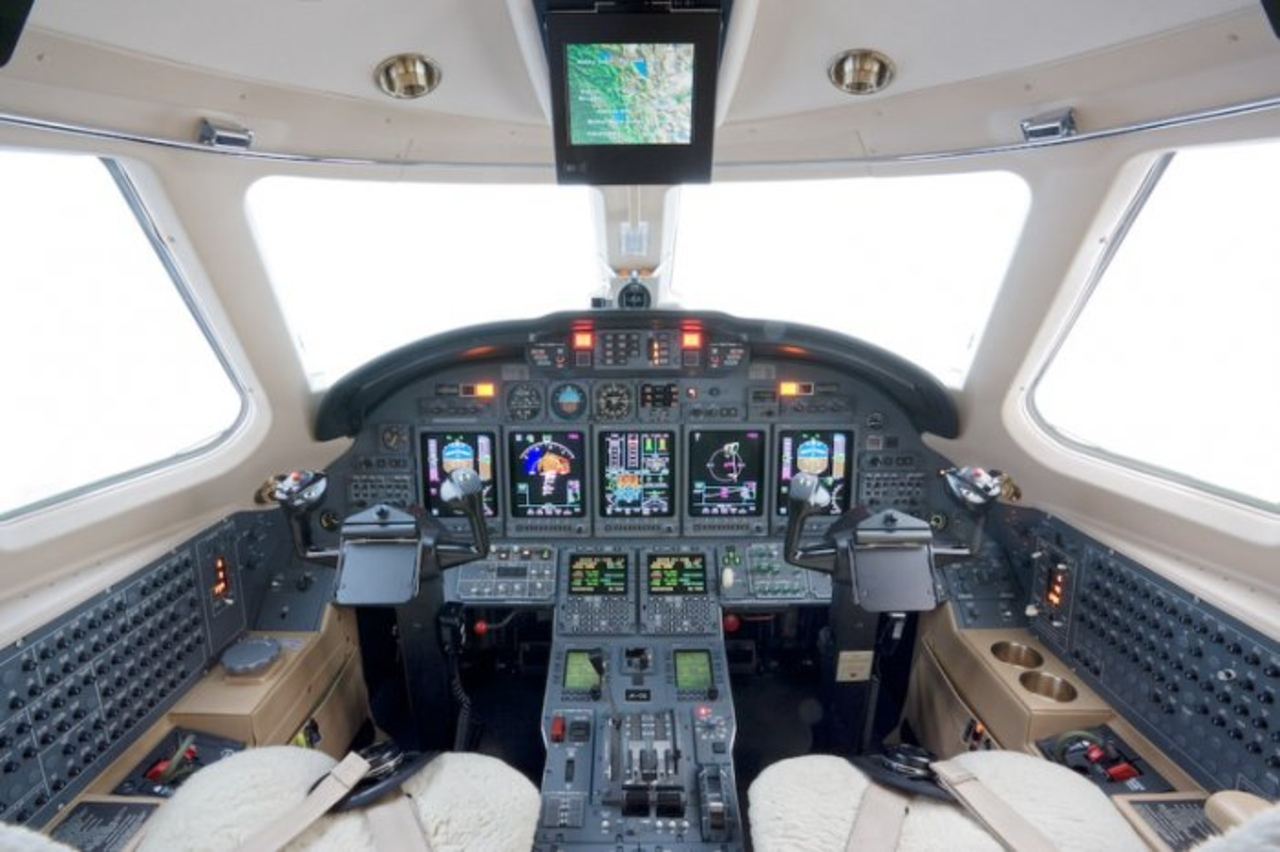 самолет Cessna Citation X аренда и заказ самолета