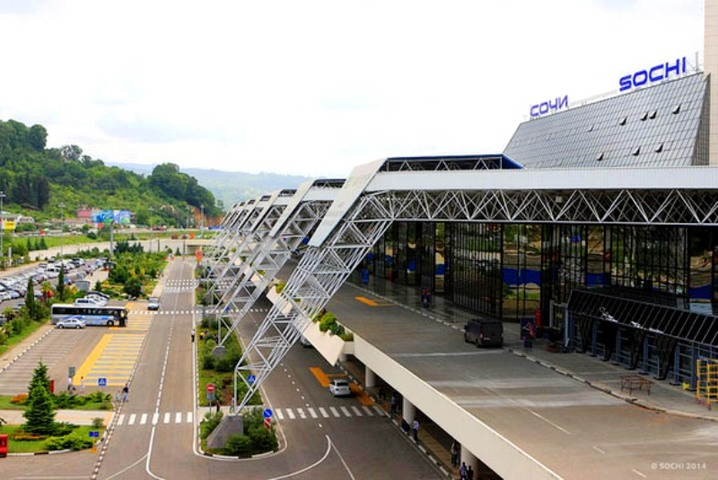 Sochi airport will take a new seasonal flight