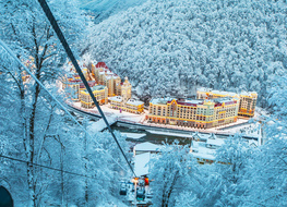 Sochi mountain resorts are already preparing for the winter season 2019/2020
