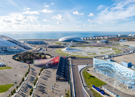 Sochi and Anapa are among the three budget places for may holidays