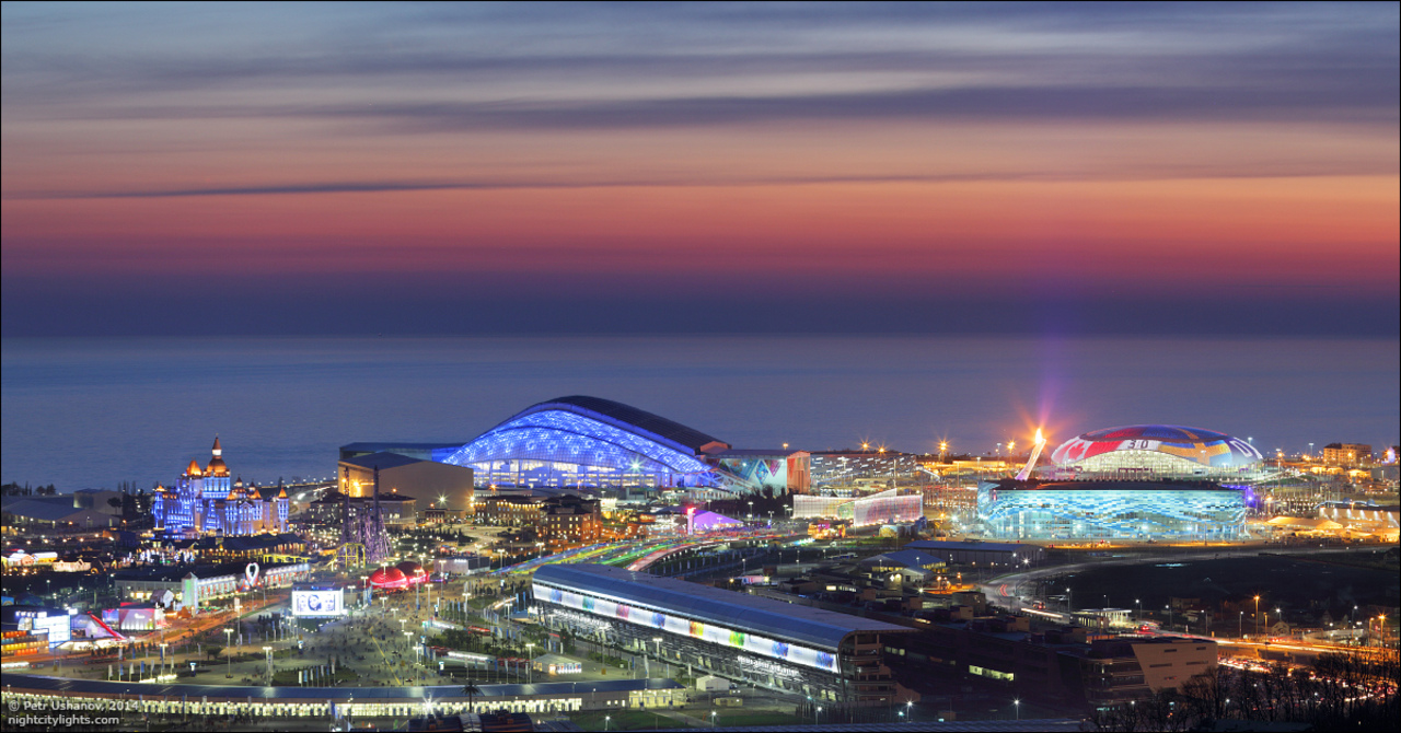 250 million rubles were allocated for the maintenance of the Olympic Park in Sochi