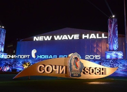 "In September, the 18th contest ""New wave""will be held in Sochi"