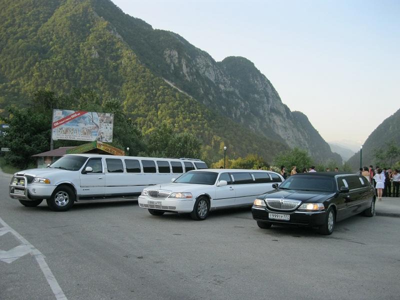 авто на свадьбу в Сочи и Адлере