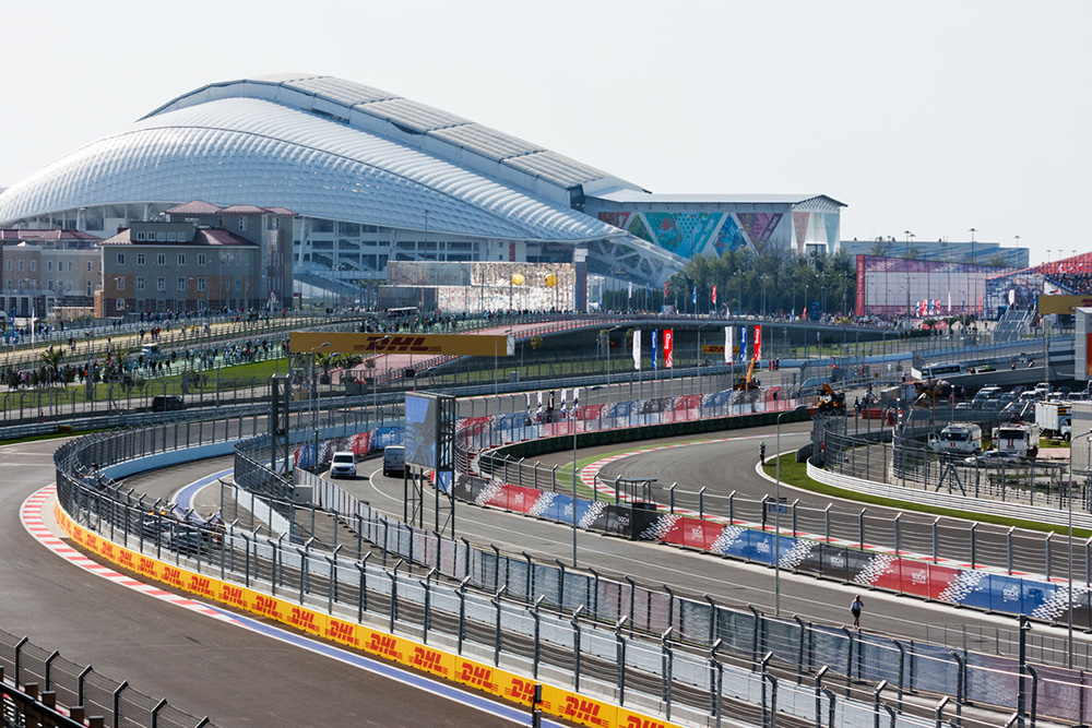 Formula 3 and Formula 2 stages will be held in Sochi and in 2020