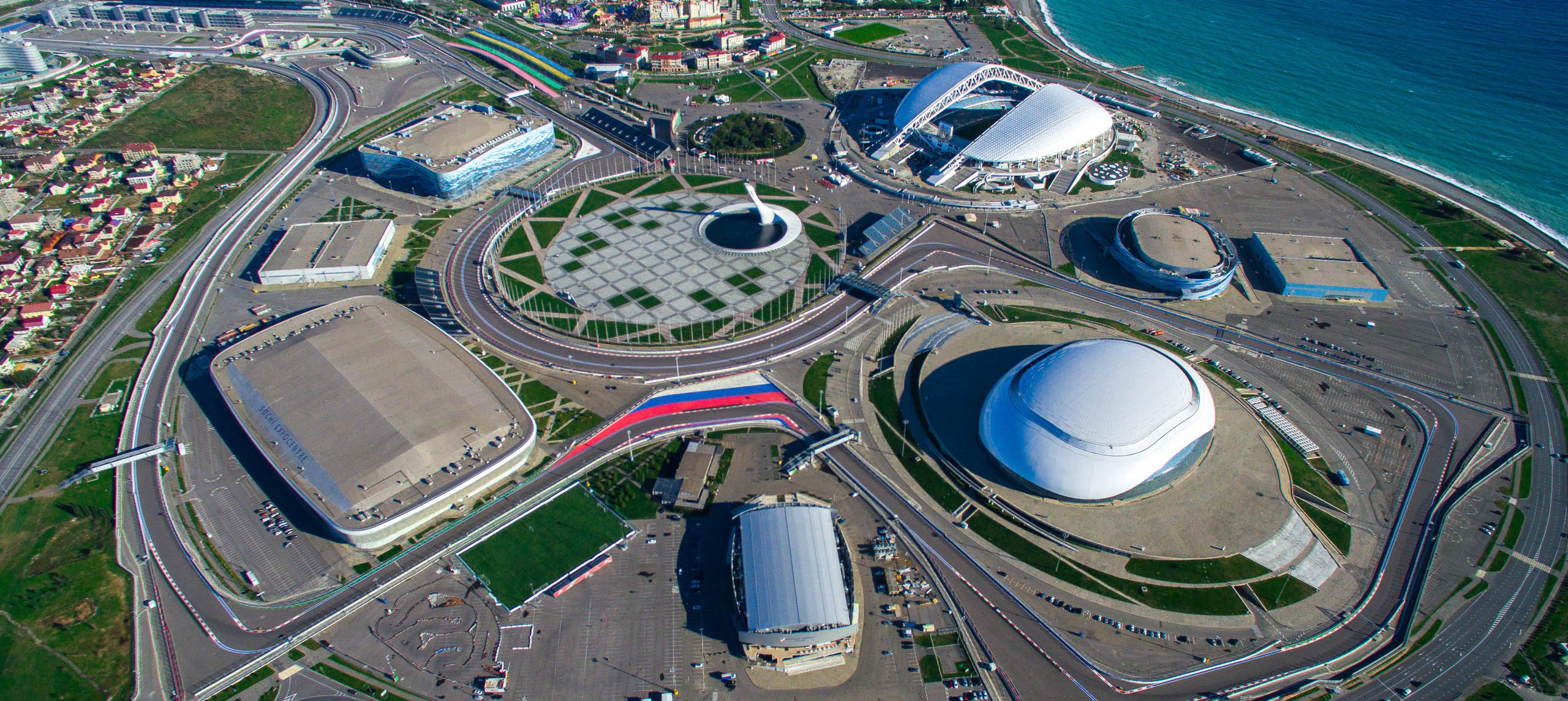 Sochi is recognized as the most popular destination of domestic tourism  in Russia
